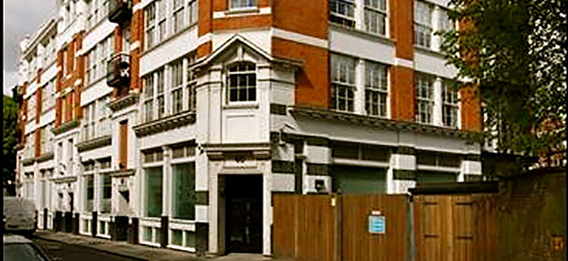 60-70 Ironmonger Row, London EC1