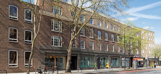175-185 Grays Inn Road, London WC1